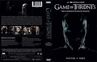 Game Of Thrones Dvd .. Complete Seventh Season .. Factory Sealed ..