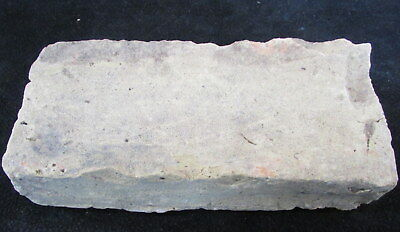 ORIGINAL 1600's YELLOW BRICK FROM PETER SCHUYLER HOME MENANDS ALBANY NEW YORK