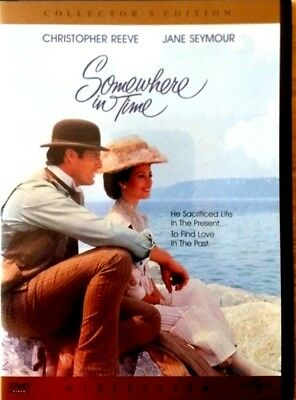 Somewhere In Time – Christopher Reeve & Jane Seymour