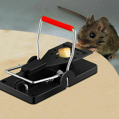 Spring Rat Mouse Trap Rodent Pest Control Cheese Bait Traps Catcher Killer New
