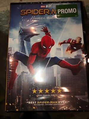 Spider-Man: Homecoming (DVD, 2017, Closed-Captioned)