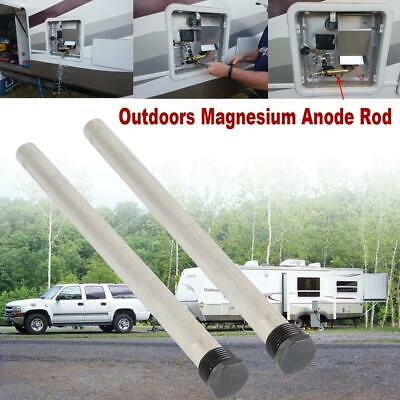 2x Water Heater Magnesium Anode Rod 9 1/4 Replace For Suburban 232767 RV Camper