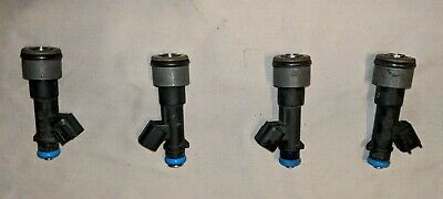 2005-2010 Chevy Cobalt Fuel Injector Used Oem Set Of 4