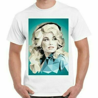 Limited !!! Neu Dolly Parton For President American Portrait T Shirt S-5XL
