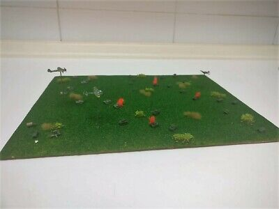 Built 1/700 Diorama Kursk-1943.very Rare.for Collectors