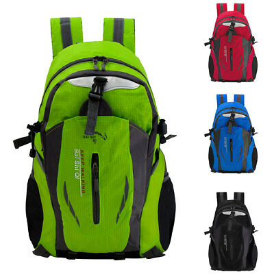 40L Hiking Camping Bag Travel Backpack Outdoor Luggage Rucksack Large Waterproof