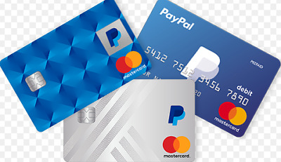 PayPal VCC 2$ Balance Verify your PayPal account