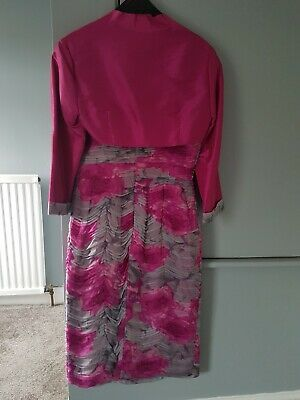 Brand new with tags. Gina Bacconi Mother of the Bride outfit. £200.00. Cost £450