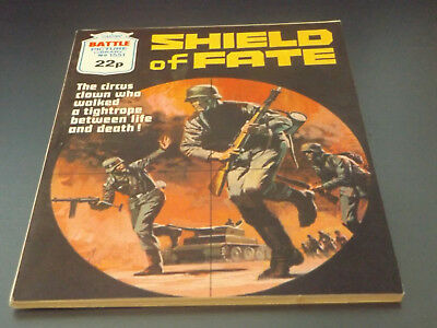 BATTLE PICTURE LIBRARY NO 1551,dated 1982!,SUPER FOR AGE,VERY RARE,37 yrs old.