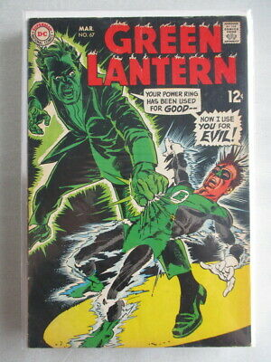 Green Lantern Vol. 2 (1960-1988) #67 FN/VF