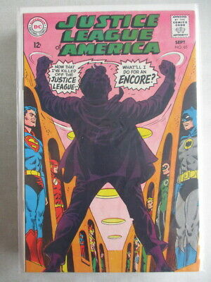Justice League of America Vol. 1 (1960-1987) #65 NM-