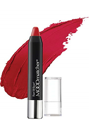 Fran Wilson Moodmatcher Luxe Twist Stick Lip Gloss, Red