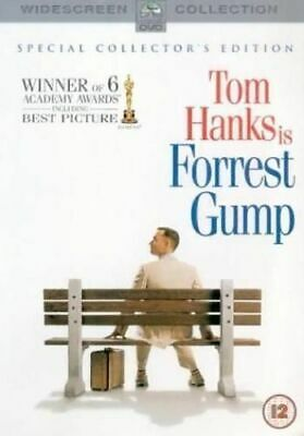Forrest Gump Tom Hanks 2 Disc Special Collectors Edition Paramount Uk Dvd New