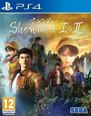 Shenmue I + II PS4