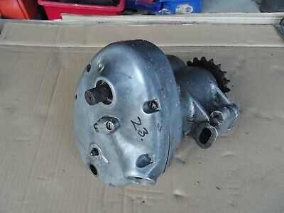 Ariel Nh Vh Burman Gearbox Gb5 L 54 4 Speed  23