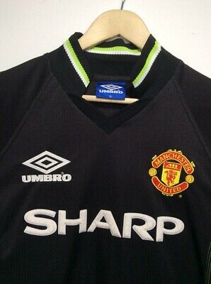 manchester united shirt 1998/1999. Size:large. Perfect Condition.