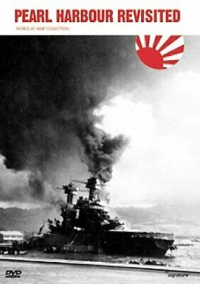Pearl Harbour Revisited [DVD] -  CD OEVG The Fast Free Shipping
