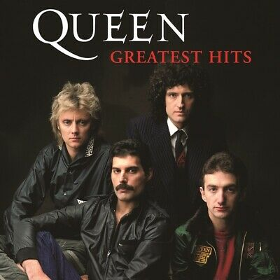 Queen Greatest Hits CD Very Best Of Collection Bohemian Rhapsody Brand New
