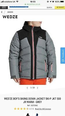 d85afcc619 DECATHLON WEDZE SKI JACKET   TROUSERS matching 14 Year Old Girl ...