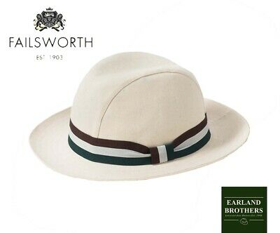 4aa0d9cc7ba Failsworth Hats Henley Canvas Large Brim Hat Packable Travel Hat Smart Sun  Hat