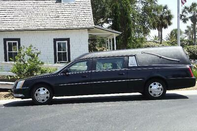 2011 Cadillac DTS Hearse 2011 Cadillac DTS  Funeral Limousine Hearse  Must See