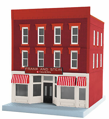 MTH 30-90569 O Frank and Stein Tavern 3-Story City Building 1
