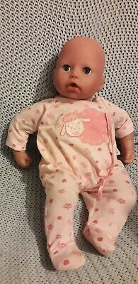 Baby Annabell Doll With Sounds