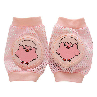 Cartoon Baby Safety Crawling Elbow Cushion Toddlers Knee Pads Protective Gear