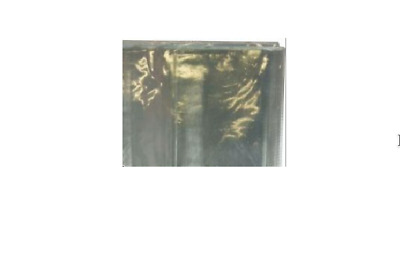 5 x High Quality Clear A4 PVC Book Covers Back.To.School Free Shipping