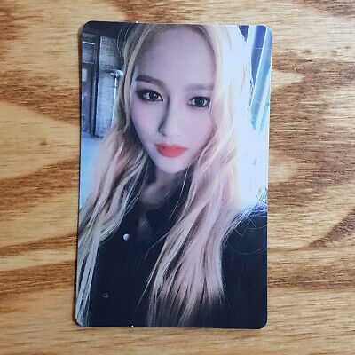 Siyeon Official Photocard Dream Catcher 4th Mini Album The End of Nightmare Kpop