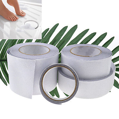 1m Transparent Non-Skid Safety Tape Grit Tape for Bathroom Bathtub Staircase