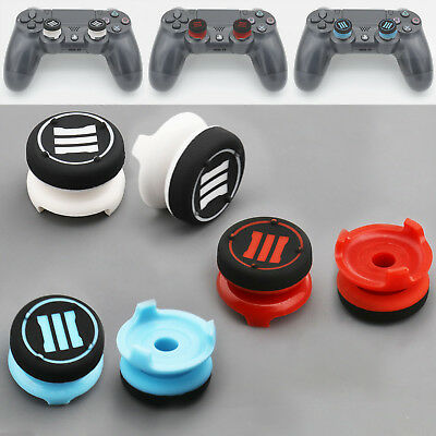 2pcs Analog Thumb Stick Cover Grip Caps Extenders for PS4 Xbox Controller