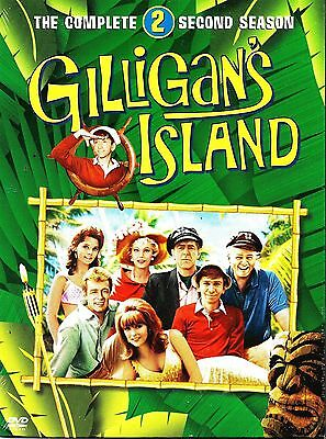 Gilligan's Island - The Complete Second Season (DVD 2005 3-Disc Set FS)