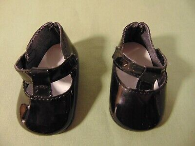 American Girl RARE Retired Kit Classic Holiday Shoes only EUC