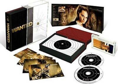 Wanted (Limited Edition Collector's Gift Set) (Boxset) (Dvd)