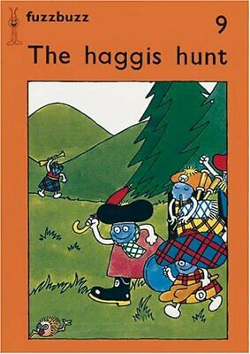 fuzzbuzz: Level 2 Storybooks: The Haggis Hunt: A R... by Harris, Colin Paperback