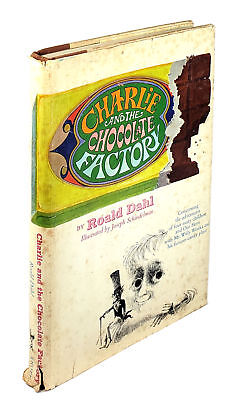 Roald Dahl / Charlie and the Chocolate Factory 1964 Third Printing