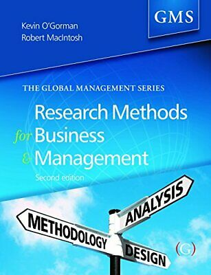 Research Methods for Business and Management: A Guide to ... by Robert MacIntosh
