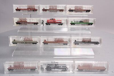MicroTrains N Scale Freight Cars: 65020, 45060, 44060, 45180, 45030, Etc [12] LN