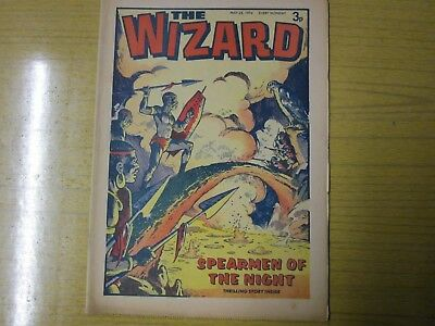 May 25th 1974, THE WIZARD, Jan Renich, Michael Mould, Martin Curran, Dormouse.