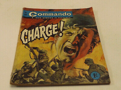 Commando War Comic Number 69 !!,1963 Issue,good For Age,56 Years Old,very Rare.