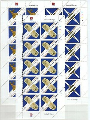A106549/ Namibie / Namibia / Y&t # 1000 / 1002 (Sheets) Neufs ** / Mnh Complete
