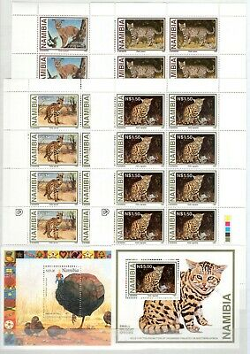 A106552/ Namibie / Namibia / Animal / Lot 1997 Neuf ** / Mnh Complete 113 €