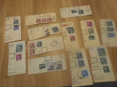 Batch Of 30 German Stamps From Early 1940S Mainly Of Adolf Hitler