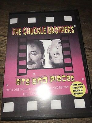 Chuckle Brothers Chucklevision Bits And Pieces Dvd.