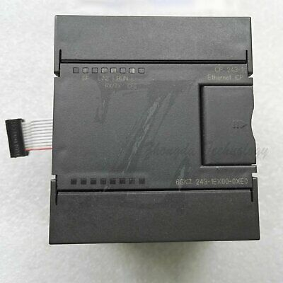 Used Siemens Communication Processor CP243-1 6GK72431EX000XE0 Tested Good