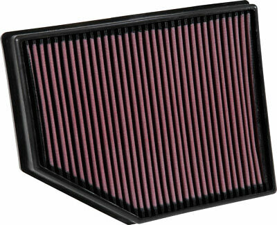 Kn Air Filter (33-3055) Replacement High Flow Filtration