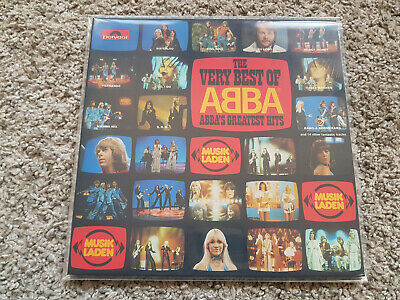 Abba - The very best of/ Greatest Hits/ Gold 2 x Vinyl LP GERMANY