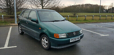 Volkswagen Polo 1.4 Petrol manual  full service history