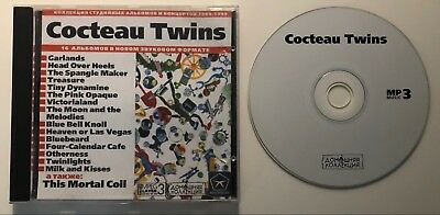 COCTEAU TWINS / THIS MORTAL COIL Rare MP3 Collection